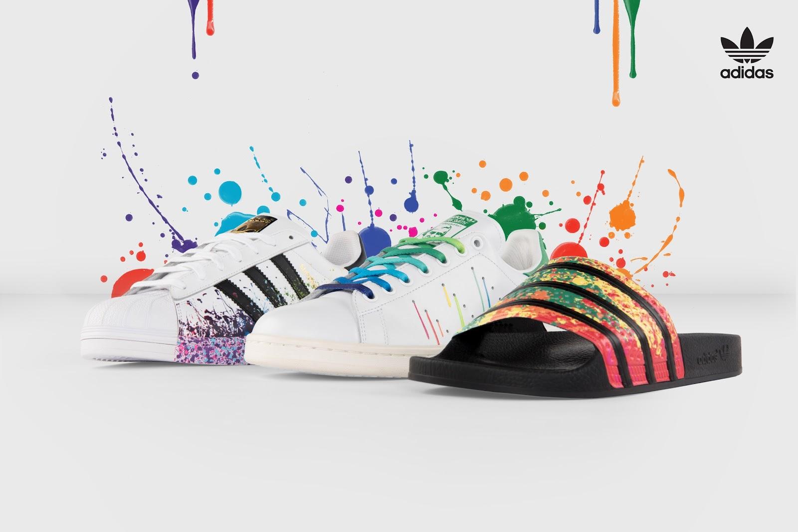 Y Comunidad La Lgbt Apoyar Para Sus A El Adidas Zapatos Nuevos fx8df16