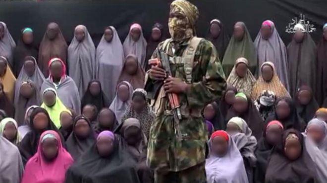Nigeria schoolgirl missing from Chibok 'found with baby'
