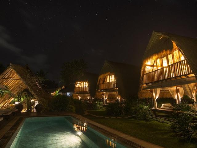 5 penginapan Unik Di Bali