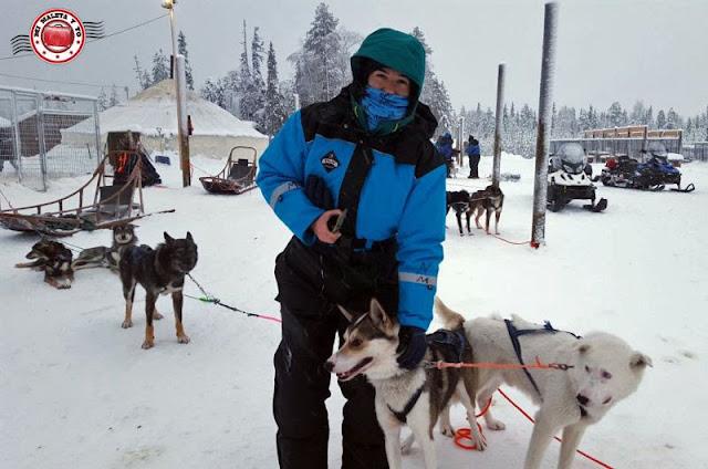 Totalmente equipada en Laponia Finlandesa