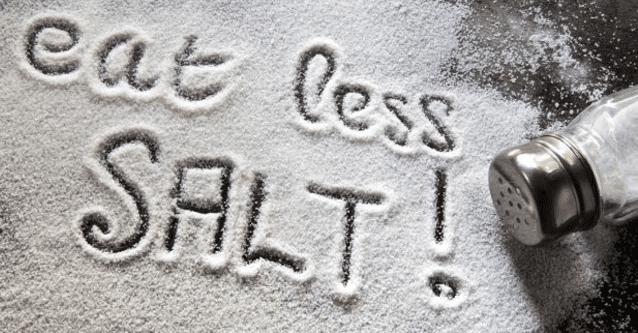 Tanda-Tanda Tubuh Anda Kebanyakan Garam