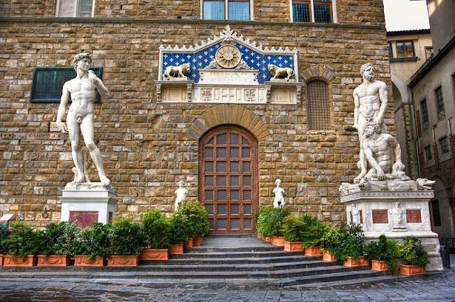 O que fazer no Palazzo Vechio em Florença