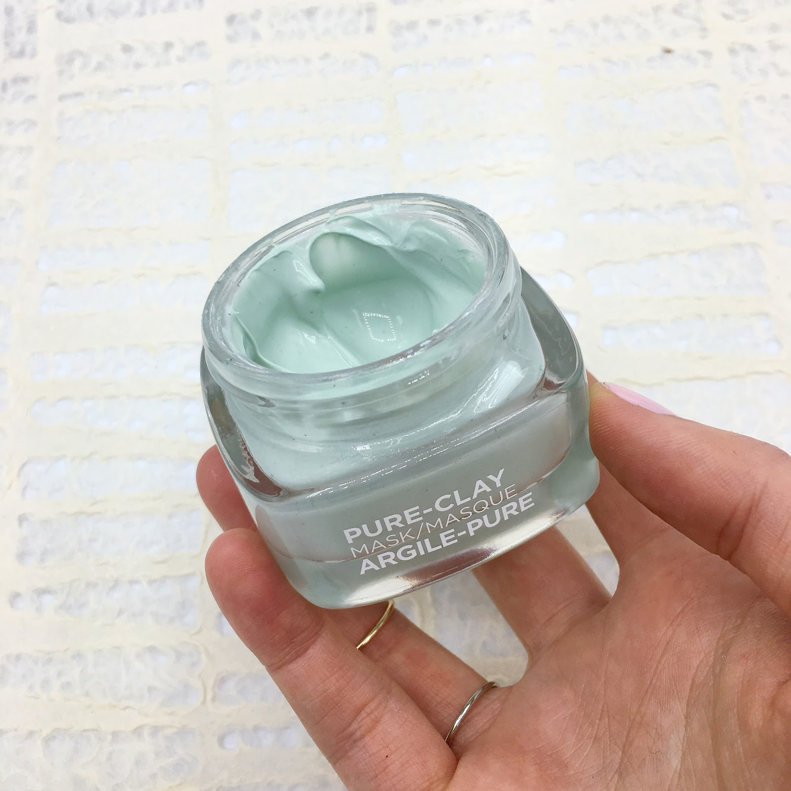 L'oreal Purify & Mattify Pure Clay Mask