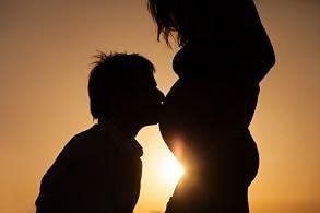 atraer embarazo saludable