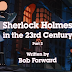 Sherlock Holmes in the 23rd Century — An Animated Series That Never Was