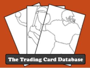 http://www.tradingcarddb.com/