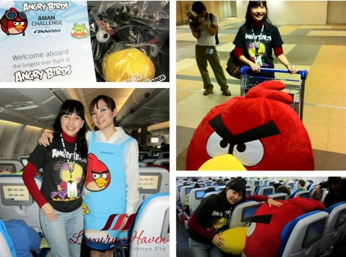 angry birds asian challenge finnair helsinki