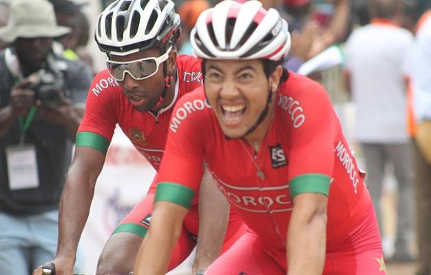 Le Maroc remporte le tour de côte d'Ivoire en équipe et en individuel.