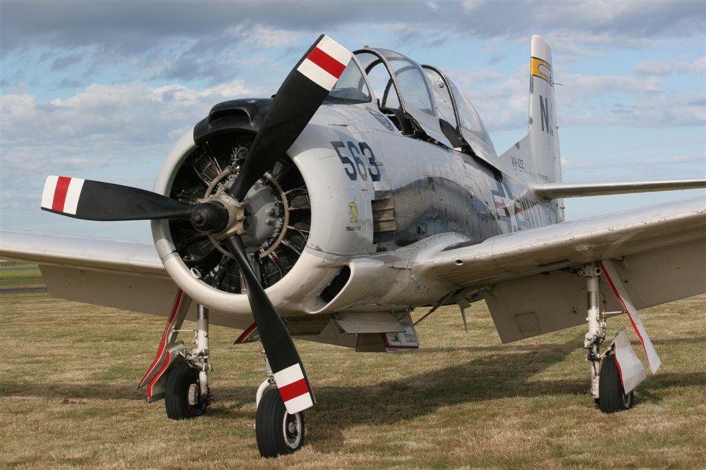 NZ Civil Aircraft: Taupo