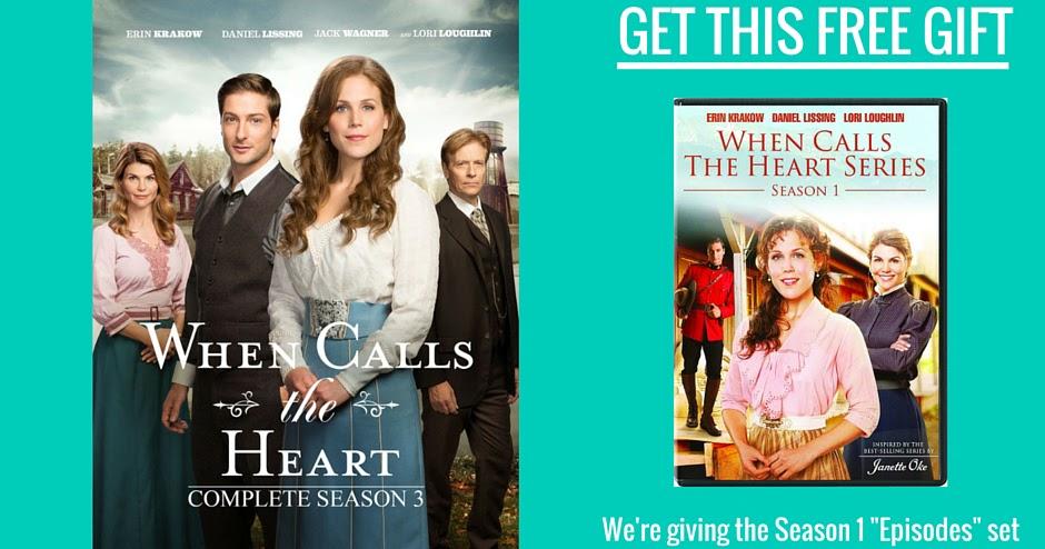 Spotlight when calls the heart season 3 pre order deal for When calls the heart season 5 release date