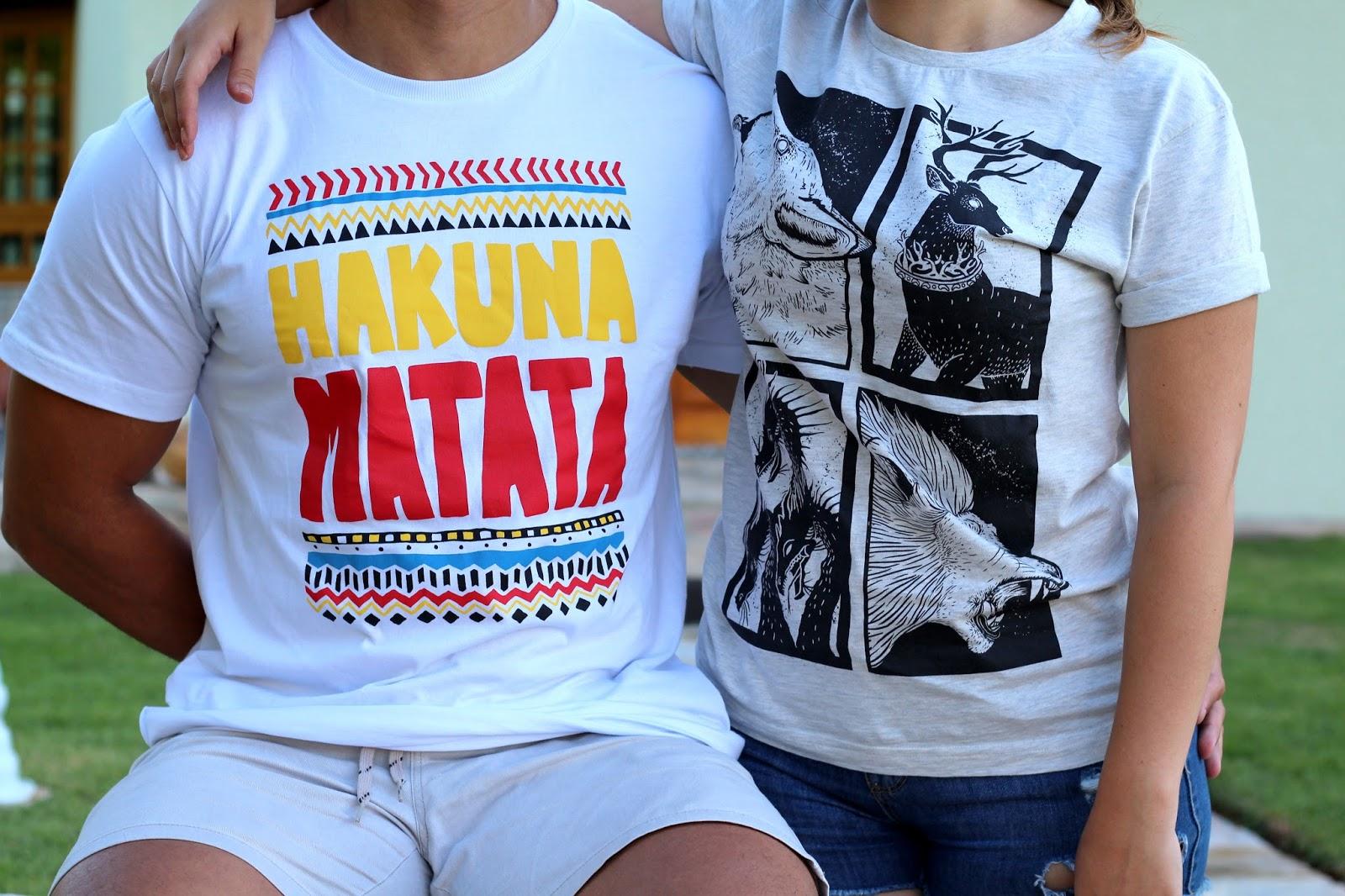 look casal ana do dia anadodia geek 10 chico rei tshirts camisetas séries filmes nerd