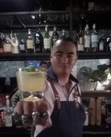 Chef Kalel Demetrio The Liquido Maestro