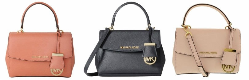 Michael Kors Ava Crossbody bag for only $120 (in these colors only) - lowest price!