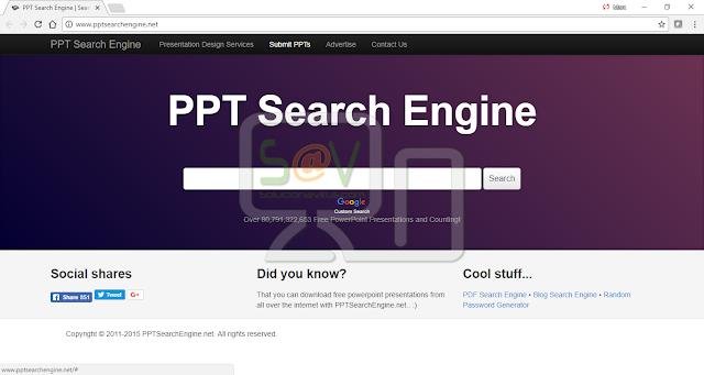 Pptsearchengine.net (Hijacker)