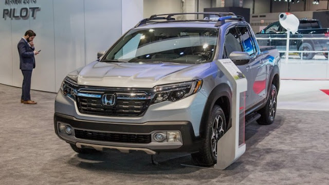 2018 Honda Ridgeline For Sale