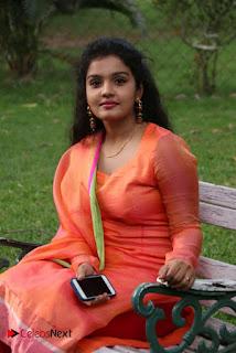 Actress Preethi Shankar Pictures in Salwar Kameez at Metro Movie Press Meet  0008
