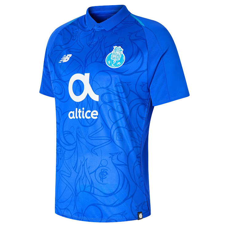 5bf81c182df FC Porto Third Shirt 2018-19. Buy now. Free UK shipping - worldwide delivery