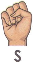 Bahasa Isyarat S