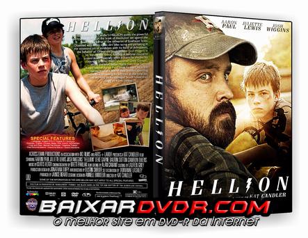 Hellion (2016) DVD-R Custom