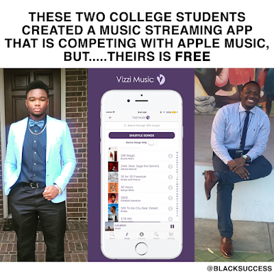 College Students Create Music Streaming Application