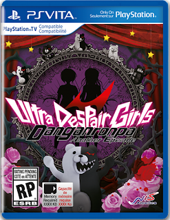 Danganronpa Another Episode: Ultra Despair Girls PS VITA GAME [.VPK]