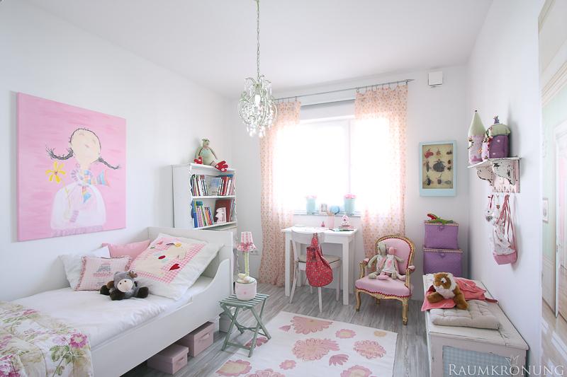 RAUMKRÖNUNG: Kinderzimmer - Vorher und Herzenstreu
