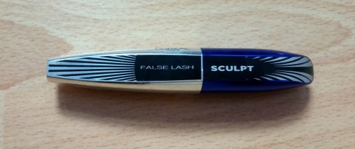 Loreal false lash sculpt mascara