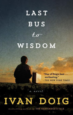 Last Bus to Wisdom by Ivan Doig  - book cover