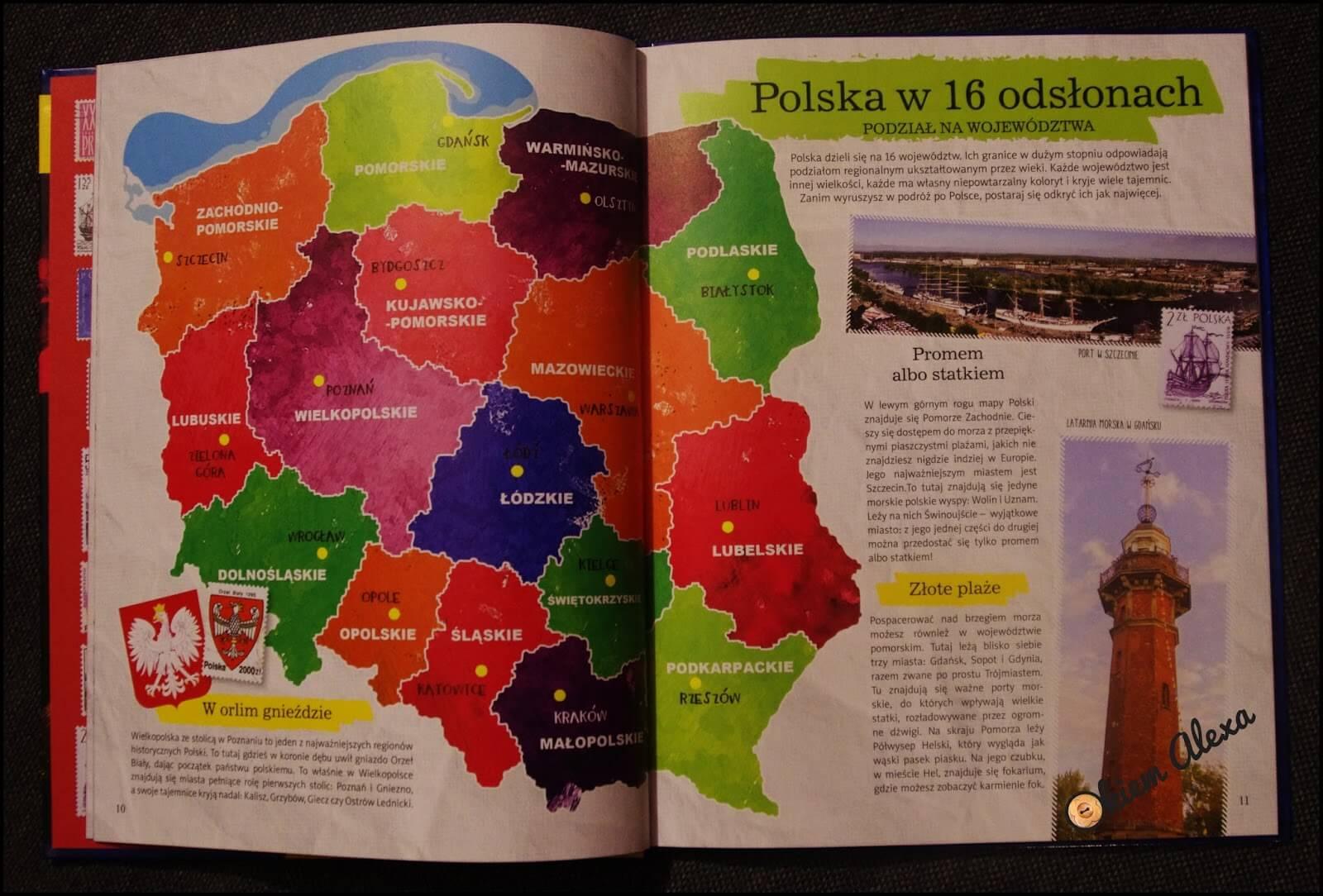 Kierunek Polska K.A. Dylewscy Wyd.Zielona Sowa