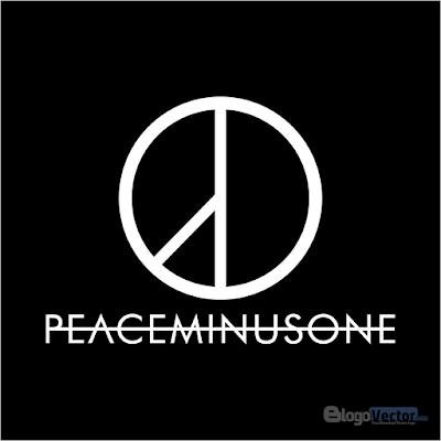 Peace Minus One Logo vector (.cdr)