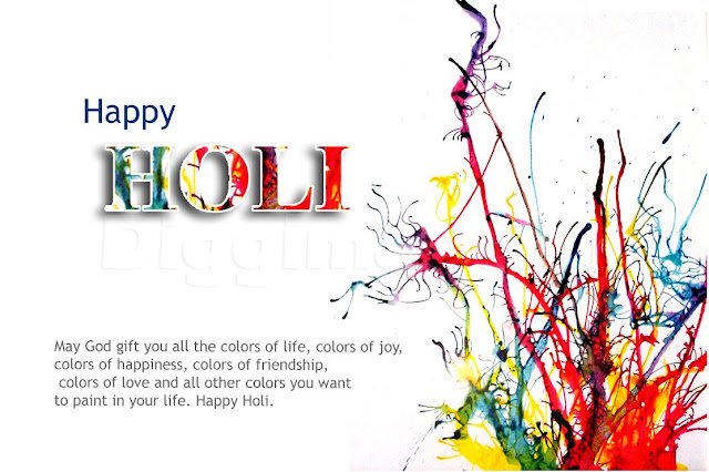 Best Happy Holi Status For Facebook