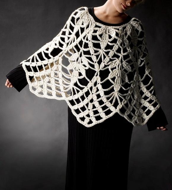 Patron Crochet Chal
