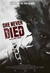 Imagem She Never Died - Dublado