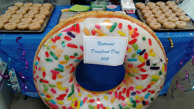 National Donut Day at Walmart