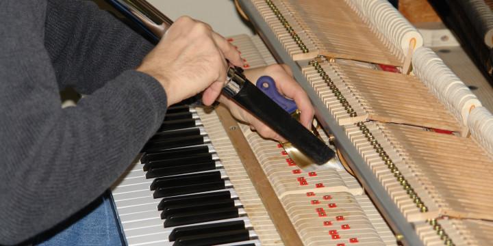 kiến thức cần thiết để bảo quản đàn piano