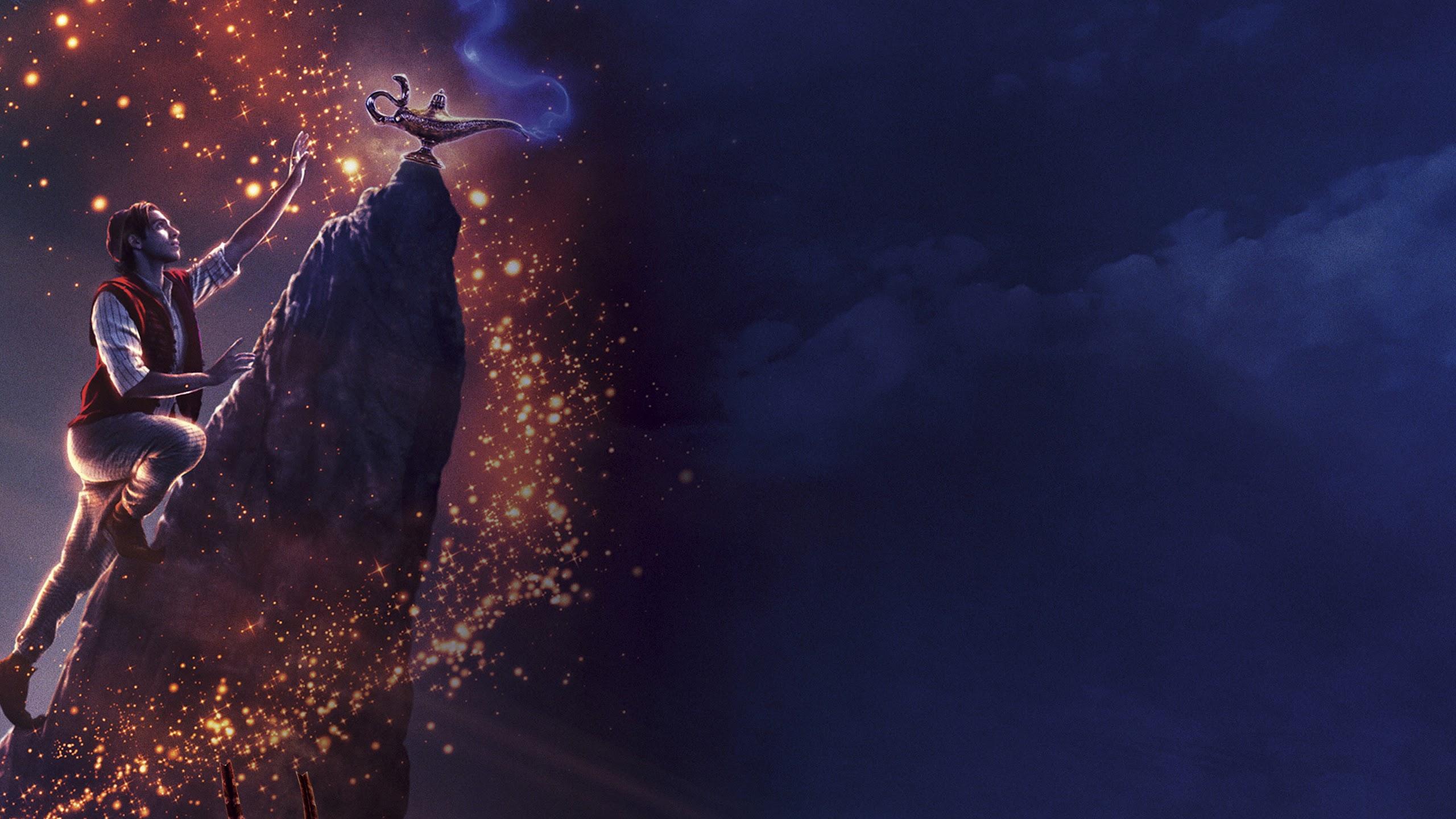 Aladdin 2019 Genies Lamp 4k Wallpaper 15