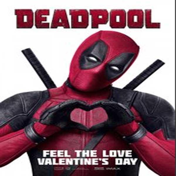 Deadpool ( 2016 )