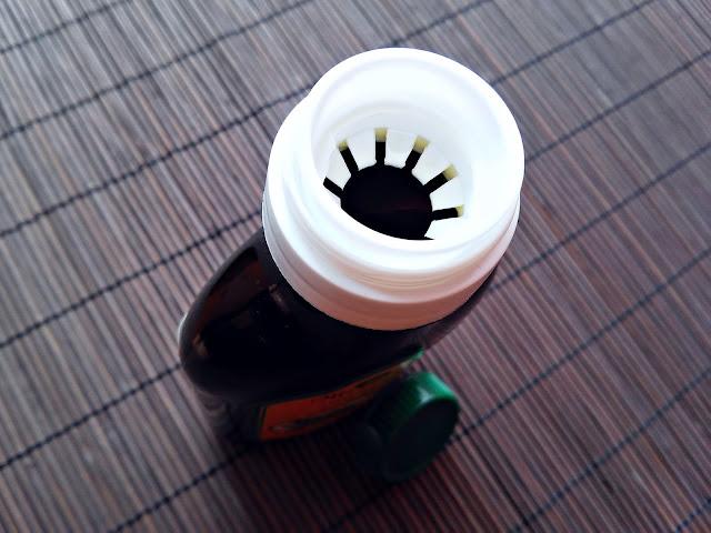 Mirolla - Olejek łopianowy z nagietkiem, otwarcie opakowania