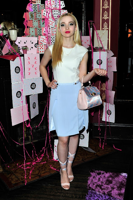 Actress, Singer, @ Dove Cameron - Call It Spring Launch Party in Hollywood