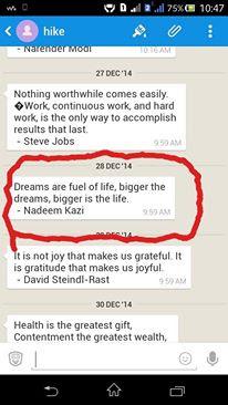 Nadeem Kazi Quotes, Best Motivational Quotes