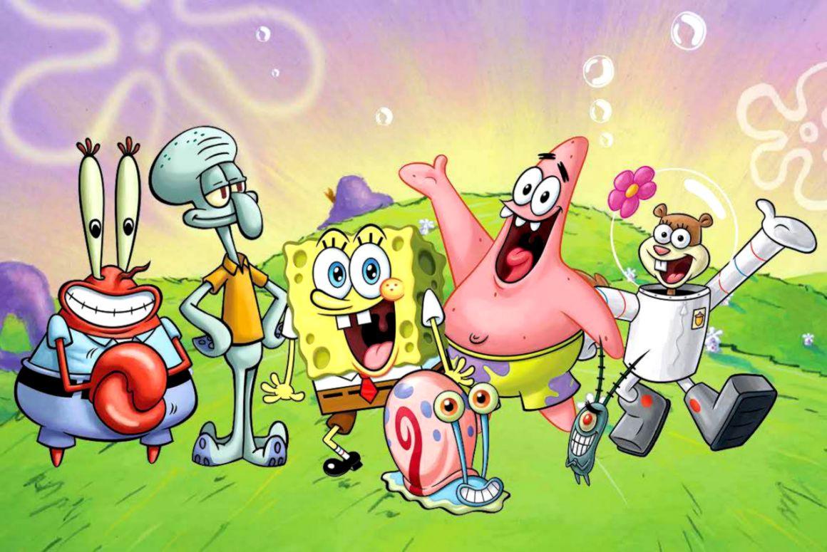Spongebob Squarepants Wallpapers Hd Mega Wallpapers