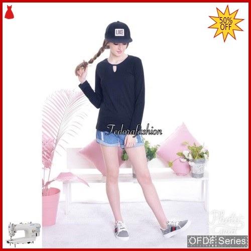 OFDF039 Atasan Blouse Semira Laticia Long Sleeve BMGShop