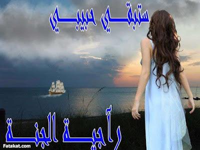 تحميل رواية ستبقى حبيبي pdf