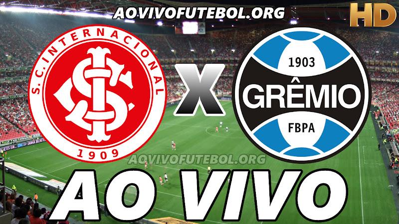Internacional x Grêmio Ao Vivo na TV HD
