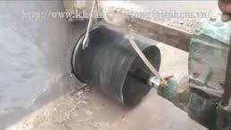 Khoan cắt bê tông tại huyện Tân Thạnh