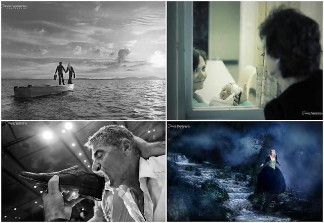 Νέες διακρίσεις σε Αμερικάνικο διαγωνισμό, για τον Θεσπρωτό φωτογράφο Αντώνη Παπαλάμπρου