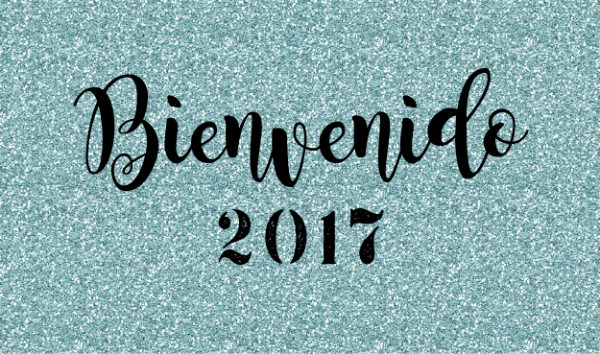 Feliz 2017 by Habitan2, decoración handmade para hogar y eventos