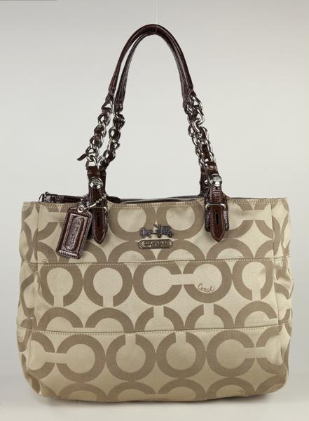 This Item Is Mine Coach Tribeca Op Art Bag 14133 Please Visit My Ebay At S Us Bargain Pe
