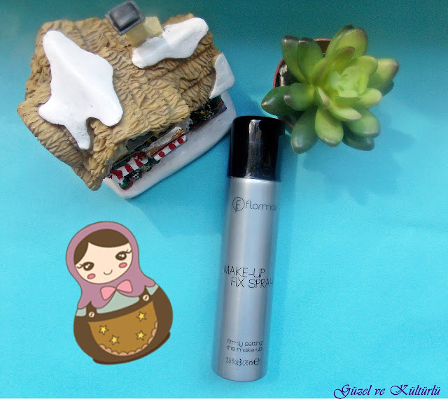 Flormar Make Up Fix Spray (Makyaj Sabitleyici)