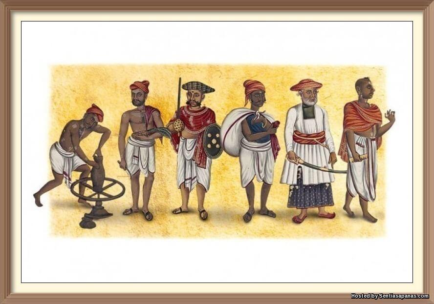 5 Kategori Dalam Sistem Kasta Masyarakat Hindu India